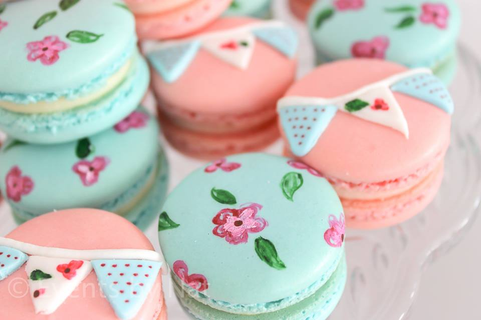 The latest technology to decorate macaron fast u0026 easily! - Acro Technology Acro Technology & The latest technology to decorate macaron fast u0026 easily! - Acro ...