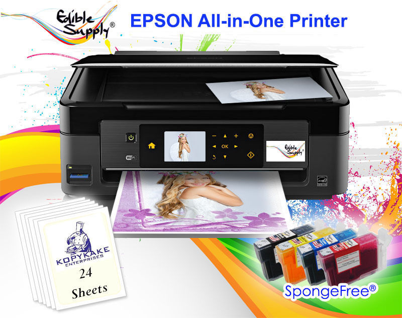 Print Edible Cake Images : What makes Acro printer more than an icing sheet printer ...